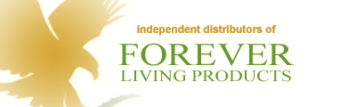 Forever Living Distributors Aloe Vera Products